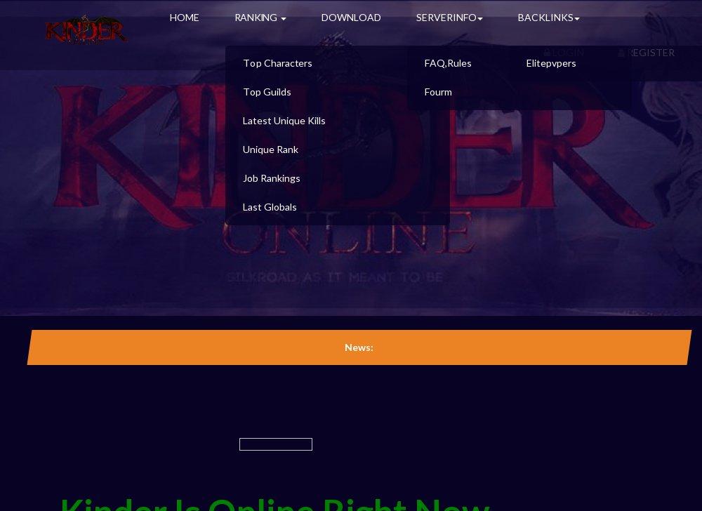 Pharaohs Online OS Cap 110 - Silkroad Online Private Servers